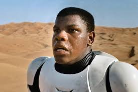 Black stormtrooper