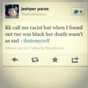 Racist Twitter